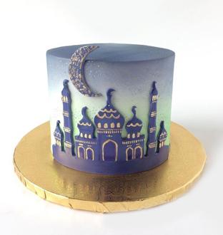 Ramadan Heritage Cake