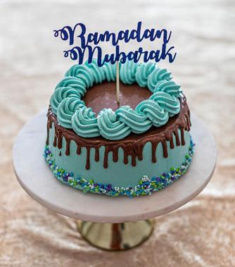 Grand Celebration Ramadan Cake