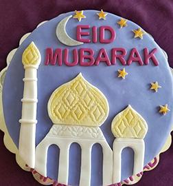 Eid Heritage Cake
