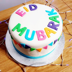 Color Pop Eid Cake