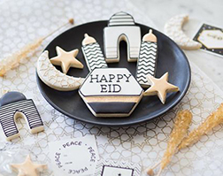 Joyous Eid Cookies