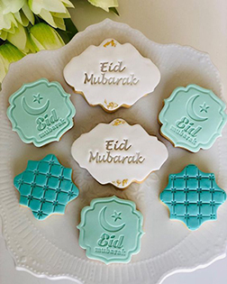 Eid Bounty Cookies