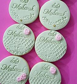 Victorian Eid Cookies