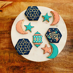 Eid Celebration Cookies