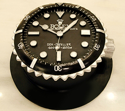 Dad's Rolex Father's Day Cake