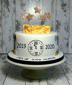 Most Anticipated New Year Cake