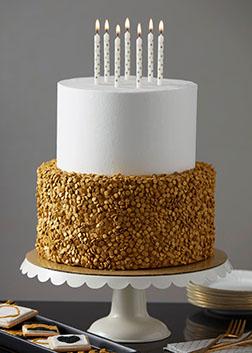 Pristine Joy New Year Cake