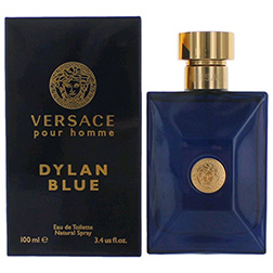 Versace Pour Homme Dylan Blue For Men Edt 100Ml by Versace