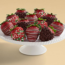 Wild Bunch Dipped Strawberries