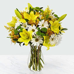 Sunlit Cheer Bouquet