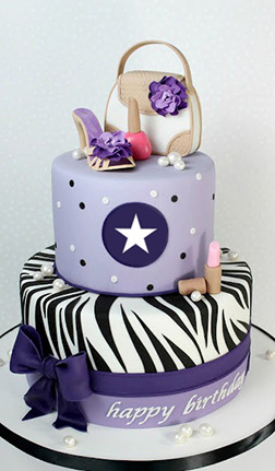 Ultimate Party Girl Cake