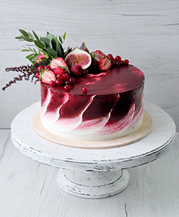 Fruity Feelings Cake