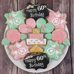 Birthday Gala Cookies
