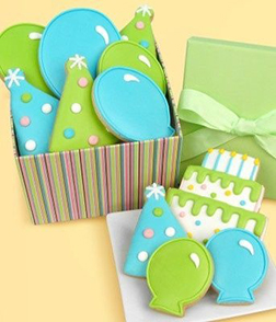 Party Ready Birthday Cookies