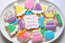 Birthday Favorite Cookies