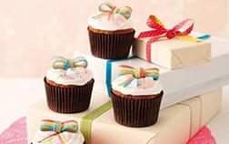 Rainbow Surprise Dozen Cupcakes