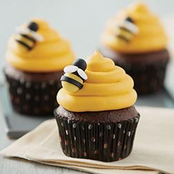 Bumblebee Dozen Cupcakes