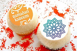 Vintage Ramadan Cupcakes