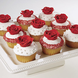 Rosy Days Cupcakes