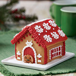Gingerbread Kennel