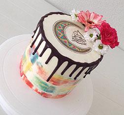 Brimming With Joy Eid Cake