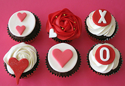 Hugs & Kisses Dozen Cupcakes