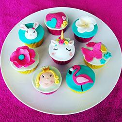 Fairy Tale Dozen Cupcakes