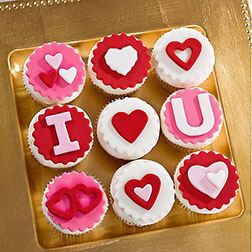 From The Heart Dozen Cupcakes