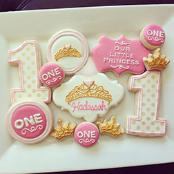Our Little Princess Cookies