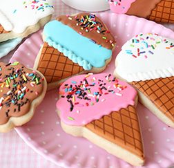 Scoops of Love Cookies