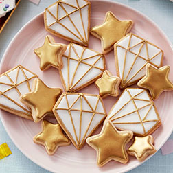 Everything That Sparkles Cookies