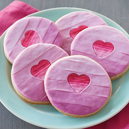 Shades of Love Cookies