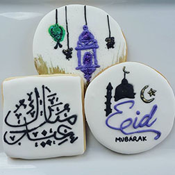 Together For Eid Cookies
