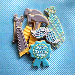 Toolkit Father's Day Cookies