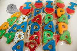 I Love Papa Cookies