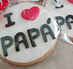 Loving Papa Cookies