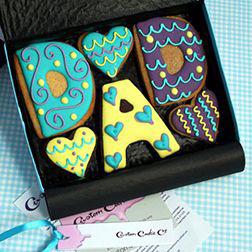 Artsy Dad Cookies