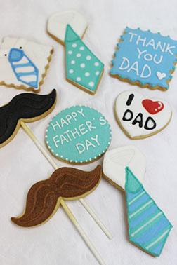 Dad Appreciation Cookies
