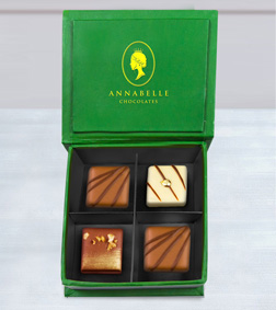 Secret Indulgence Chocolate Box by Annabelle Chocolates