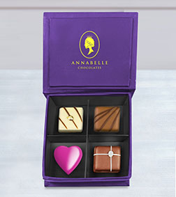Enrobed Excellence Chocolate Box by Annabelle Chocolates