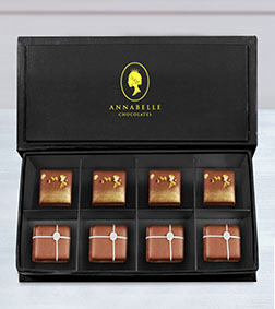 The Coveted Chocolate Box by Annabelle Chocolates