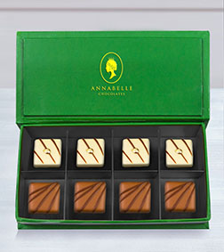Pure Bliss Chocolate Box by Annabelle Chocolates