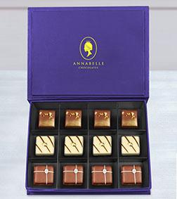 Divine Assortment Chocolate Box by Annabelle Chocolates