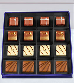Guilty Pleasures Chocolate Box by Annabelle Chocolates