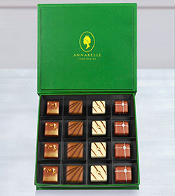Parisian's Delight Chocolate Box by Annabelle Chocolates