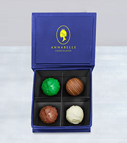 Executive Chocolate Truffles Box by Annabelle Chocolates