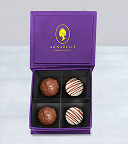 Le Petit Truffles Box by Annabelle Chocolates