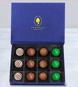 The Signature Truffles Box by Annabelle Chocolates