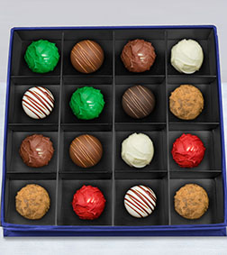Taste of Belgium Truffles Box by Annabelle Chocolates