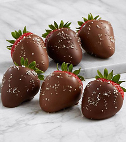 True Indulgence Dipped Strawberries